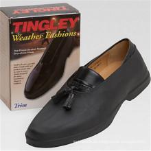 Cubierta caliente de los zapatos del silicón de Antislip de la lluvia de la seguridad de la venta