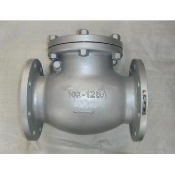 JIS Cast Iron Check Valve
