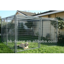 собака ворота