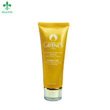 cosmetics usage and cleanser cosmetic plastic tube