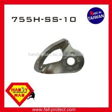 755H-SS-10 olho de parafuso de escalada 10mm âncora cabide âncora de alpinismo