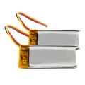 Batteria ai polimeri di litio da 3,7 V 180 Mah 402030 per Smart Watch