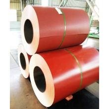 Linha de revestimento de cor de zinco de aço