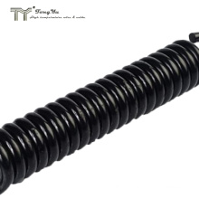Multi core PUR electrical spring cable water proof