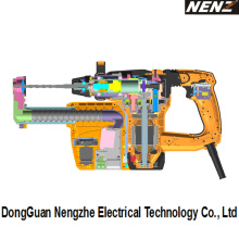 Nz30-01 Power Tools with Anti-Vibration System Rotary Hammer with Dust Collection