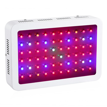 600W LED Grow Lighting dengan Output PAR Tinggi
