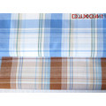 Checks Yarn Dyed Fabric Shirting Djx041
