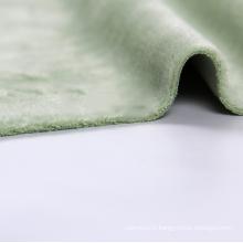 Tissu de tissu de canapé en velours de diamant