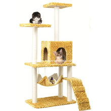 Cat Scratcher Toy Bed Furniture House Climber Cat Tree