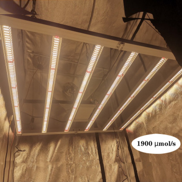 Barra di coltivazione pieghevole 630W Greenhouse Grow Light