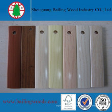 High Quality Solid and Wood Grain PVC Edge Banding
