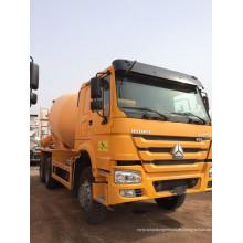Camión hormigonera Sinotruk HOWO 6X4