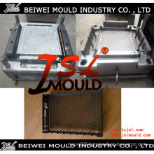 Injection Plastic Bread Crate Mould