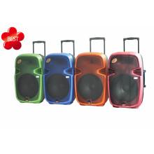 Altavoz portátil de la batería del carro de Bluetooth sin hilos F23