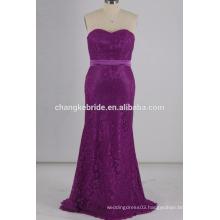 Wedding Dress Evening Lace Overlay Mermaid Dress lace evening dress