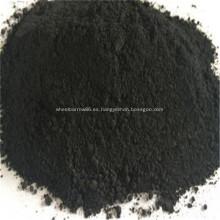 Pigmento negro de carbón para revestimiento a base de agua