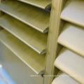 Интерьер липы и штарки PVC с 63 мм и 89мм лезвие сделано в Китай
