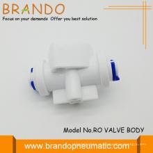 Corpo de válvula de solenóide de Ro DC no filtro de água