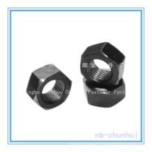 Hex Nut GB6175 Black M20-M80