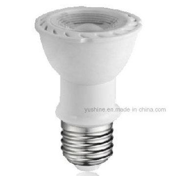 E27 Светодиодный прожектор 7W с COB