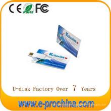 Hot Sale Credit Card USB Flash Drive USB Flash Pen Drive for Free Sample