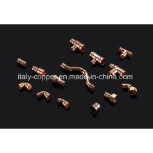 45 grados de cobre igual codo (AV8007)