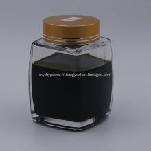 Additif pour huile de moteur marin à piston de vitesse moyenne de coffre