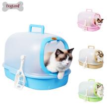 Alta Qualidade Eco-amigo Pp Material Cat Litter Box