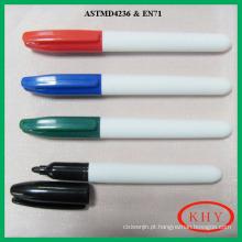 Dry Erase & Wet Erase Whiteboard Marker Pen with clip