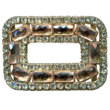 2014 Unique Footwear Accessories Striking Metal Buckle Trimming