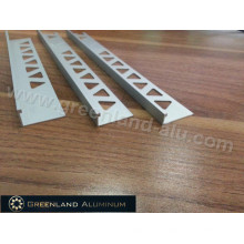 Powder Coated L Shape Tile Trim for 8mm, 10mm, 12mm Tile