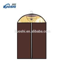 heißer Verkauf Kunststoff Kleidersack mit Taschen
