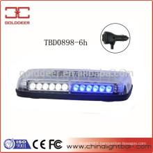 Cheap Super-Thin 9~30V LED Strobe Mini Lightbar (TBD0898-6h)