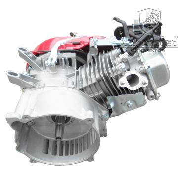 5.5HP Gx160 Honda petit moteur à essence demi avec arbre court