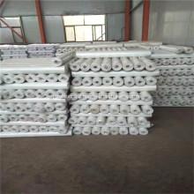 White Fiberglass Mesh 1x50m with 5x5mm