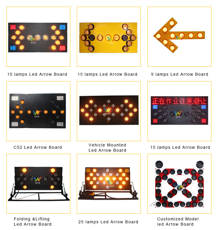 Led-Arrow-Board