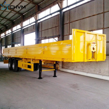 Semirremolque 2Axles Fence Cargo