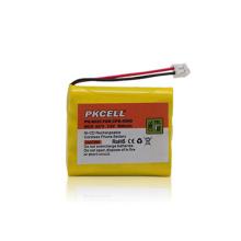 Bateria sem fio de alta qualidade do telefone 3.7V 600mAh Nicd