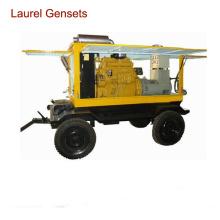 30kw Deutz Mobile Power Generator with Deep Sea Control Panel