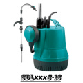 (SDL200C-17) Hot Sale Submersible Small Electric Rain Water Pump for Domestic Garden Use