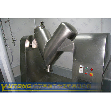 V Type Mixer Machine for agar powder