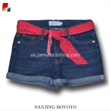 Shorts de mezclilla JannyBB design baby girls