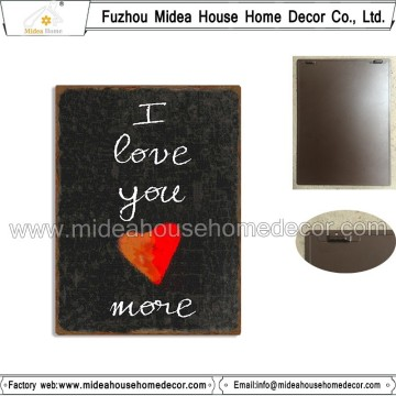 Europe Style Metal / Tin Sign for Home Decor