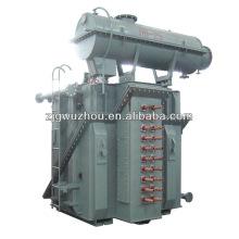 Transformateur de four à arc submergé de 12 000kVA