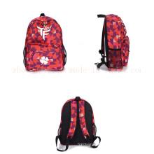 OEM Fashion Nylon Promotional Shoulders Bag Packsack for Student