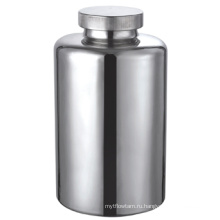Бутылка из нержавеющей стали для фармацевтической и химической промышленности