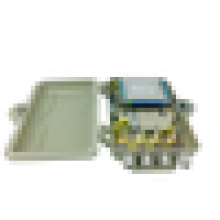 IP 55 SMC outdoor fiber optic distribution box,1x8 Splitter SMC PLC Distribution Box
