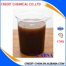 China supplier of low price high quality sulfonic acid labsa 96% labsa price