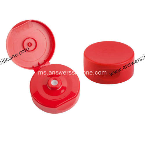 Botol Air Plastik CustomCap One Way Check Valve