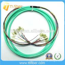 Multi Core Fiber Jumper, 12Core Fiber Optical Cable